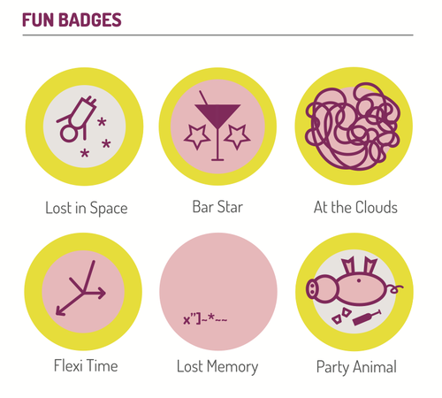 Fun Badges